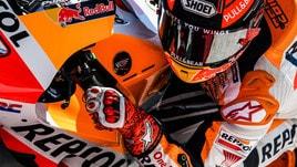 MotoGp Honda, Marquez: «La spalla è peggiorata»
