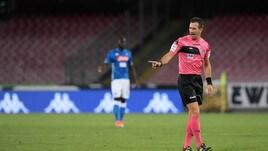 Serie A, Fiorentina-Napoli a Calvarese. Per Chievo-Roma c'è Abisso