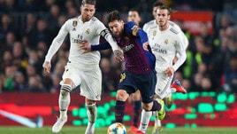 Coppa del Re, il Real ora è avanti: vittoria sul Barcellona a 2,50