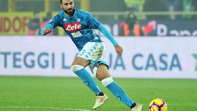 Serie A Napoli, Albiol operato al tendine rotuleo