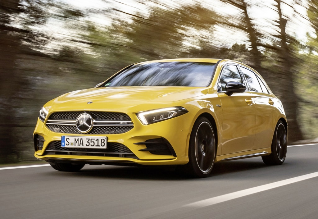 Auto dell'Anno 2019: Mercedes Classe A, la scheda