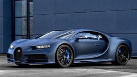 Bugatti Chiron Sport 110 anni, l'anniversario va di fretta
