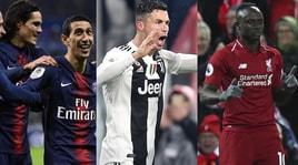 Le migliori squadre d'Europa: ecco chi ha la media punti più alta