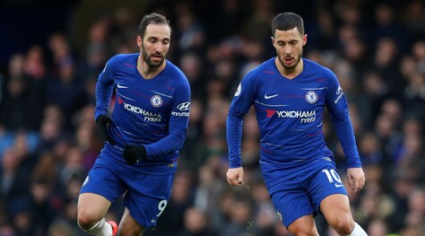Chelsea, Higuain torna alla Juve con il blocco del mercato. Futuro incerto per Hazard e Kovacic
