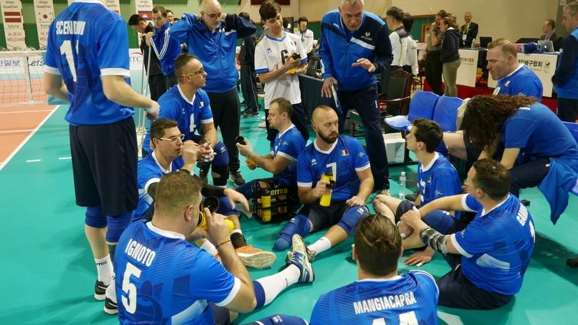 Sitting Volley: Fracascia ha scelto gli undici per le qualificazioni europee