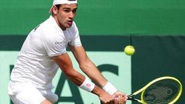 Tennis, vola Berrettini a Sofia: batte Verdasco e centra la semifinale