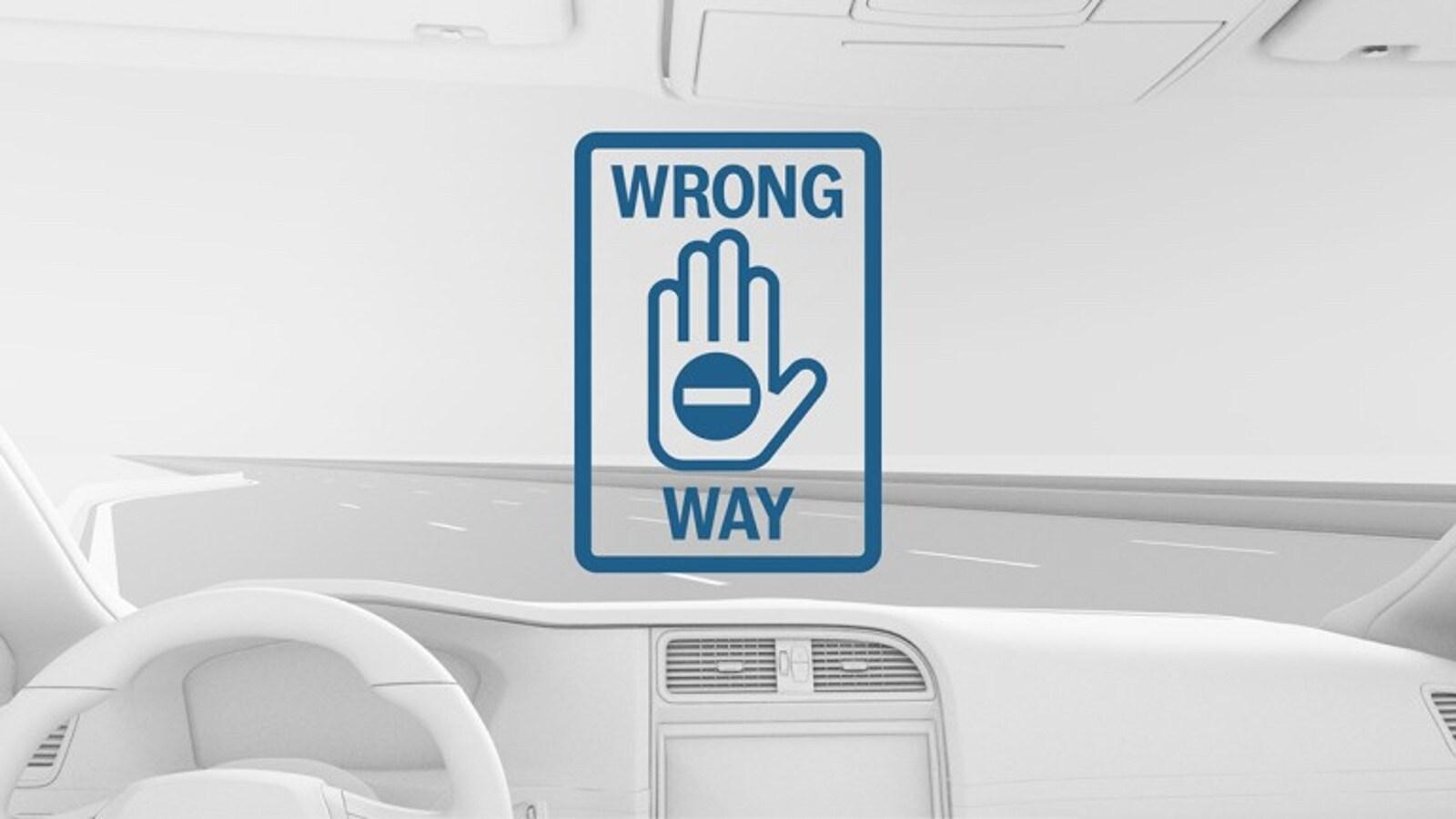 Bosch, un sistema per ridurre i rischi della guida contromano
