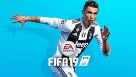 FIFA19, Juventus squadra più vincente. Cristiano Ronaldo bomber con 5 milioni di gol