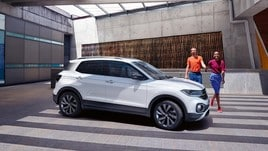 Volkswagen T-Cross First Edition, full optional per il lancio