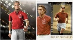 Francesco Totti diventa Leggenda: l'omaggio di PES