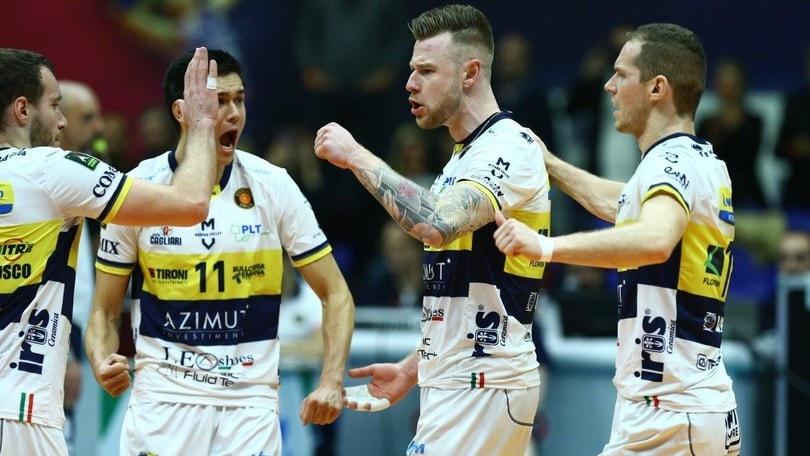 Volley: Coppa Italia: la parola ai capitani