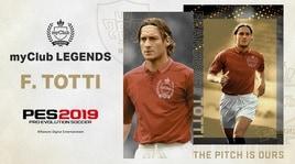 Roma, Francesco Totti torna in campo! Ma solo su Pes...