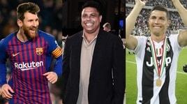 Ronaldo il Fenomeno: Messi e CR7 mi fanno sognare