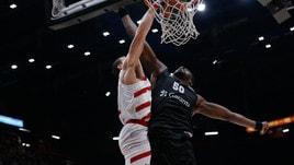 Basket, Eurolega: l'Olimpia Milano non sbaglia contro il Darussafaka