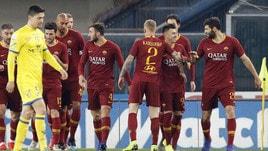 Serie A Chievo-Roma 0-3, il tabellino