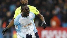 Ligue 1: il Marsiglia rimonta il Dijon con Balotelli e Ocampos e sale al quarto posto