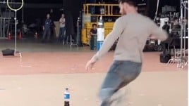 Messi e il flip challenge: un'altra giocata incredibile VIDEO