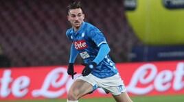 Ancelotti, il faro del Napoli adesso è Fabian Ruiz