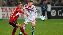 Jann-Fiete Arp, la maglia rifiutata del Real Madrid e la firma con il Bayern