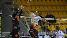Volley: Superlega, Sora vince in volata il recupero col Siena