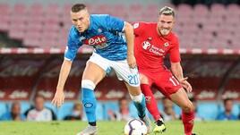 Diretta Fiorentina-Napoli ore 18: formazioni ufficiali e dove vederla in tv