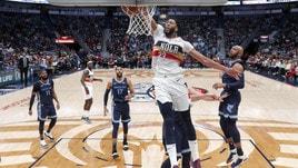 NBA, New Orleans Pelicans: fischi a Anthony Davis e vittoria su Minnesota