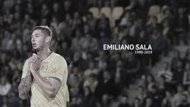 Emiliano Sala, il tributo