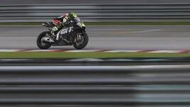 MotoGp Aprilia, Iannone: «Primo test su questa moto»