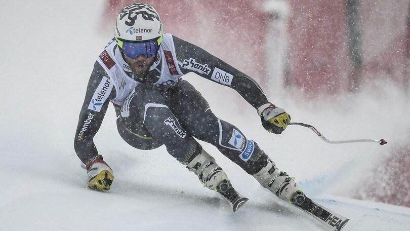 Mondiali di sci, discesa libera maschile: vince Jansrud, Paris sesto
