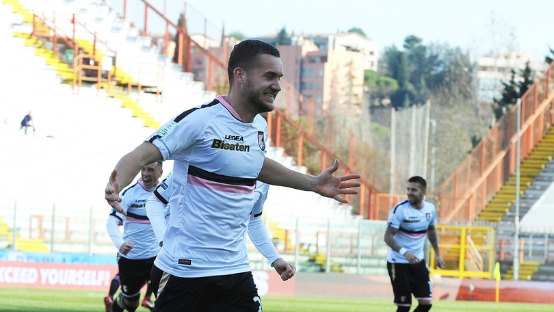 Serie B Palermo, Puscas: «Ci fidiamo di Foschi, pensiamo solo al campo»