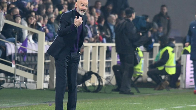 Serie A Fiorentina, Pioli: «Siamo stati coraggiosi»