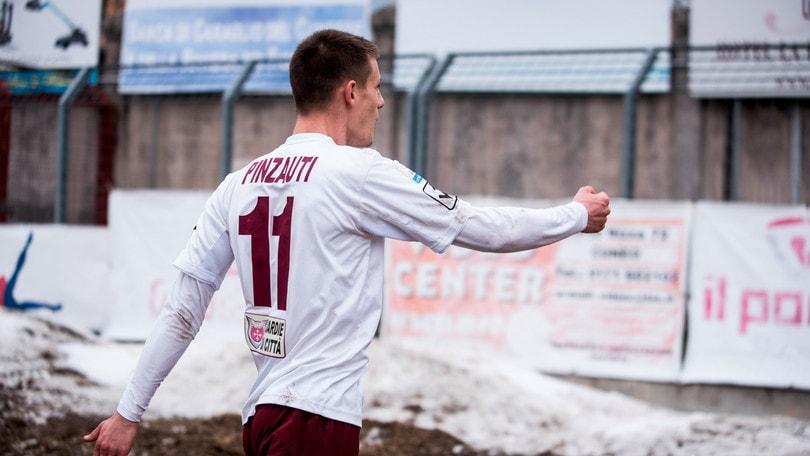 Serie C Pontedera-Arezzo 1-1, Pinzauti replica a Foglia