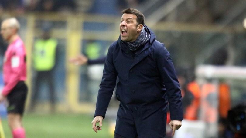 Serie A Parma, D'Aversa: «Penalizzati dagli episodi»