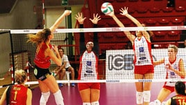 Volley: A2 Femminile, Pool Salvezza: Montecchio batte Pinerolo