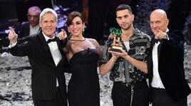 Sanremo 2019, vince Mahmood con il brano Soldi