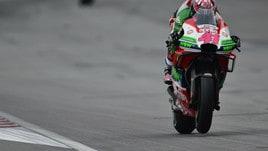 MotoGp Aprilia, Espargarò: «Buon feeling con la moto»