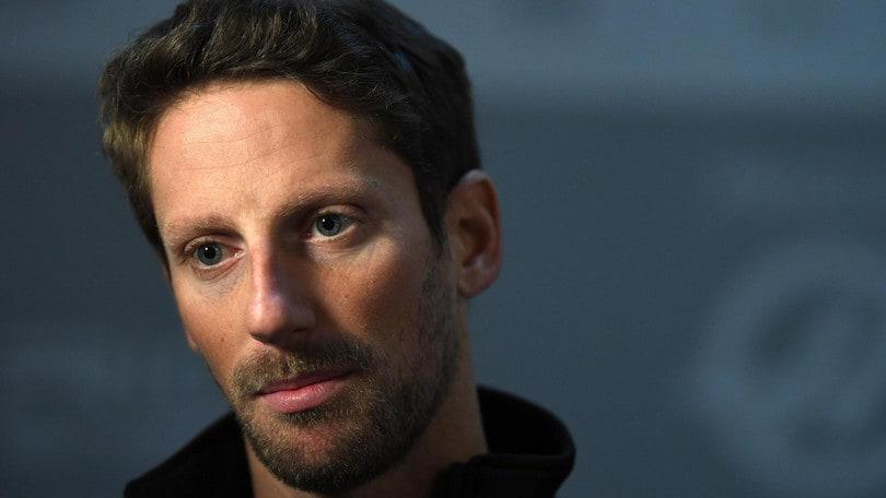 F1 Haas, Grosjean: «Nessun cambiamento in prima fila»