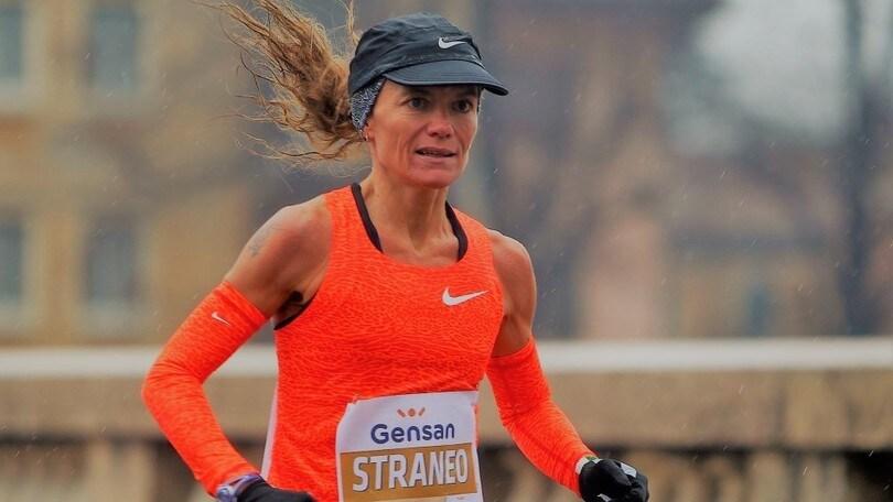 Valeria Straneo  alla Gensan Giulietta&Romeo Half Marathon per ricominciare a sognare
