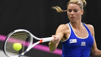 Tennis, ranking Wta: Giorgi guida le italiane, Osaka resta la numero uno