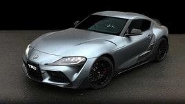 Supra, scatta il momento Toyota Racing Development