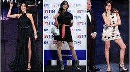 Sanremo 2019, tutti i look di Virginia Raffaele