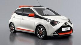 Toyota Aygo x-style e x-cite, il look giovane per Ginevra