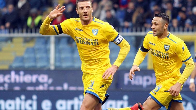 Serie A Frosinone, fattore C: tocca a Ciofani e Ciano
