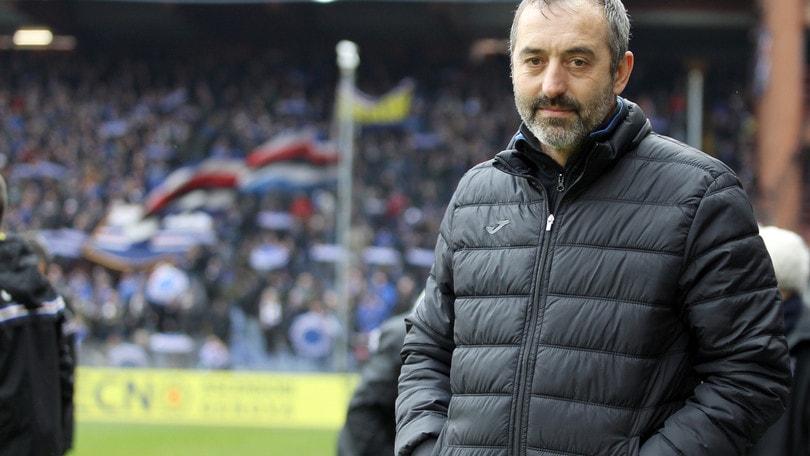 Serie A Sampdoria, Giampaolo: «Primo vero incidente di percorso, ora reagiamo»