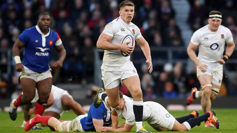 Rugby Sei Nazioni, dominio Inghilterra: batosta per la Francia
