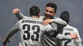 Serie A, la domenica che ci voleva
