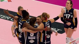 Volley: A2 Femminile, Perugia e Soverato leader della Pool Promozione