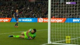 Ligue 1: Buffon, il volo che salva il PSG