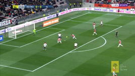 Ligue 1: Nizza-Lione 1-0, gli highlights