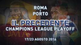Roma-Porto, il precedente
